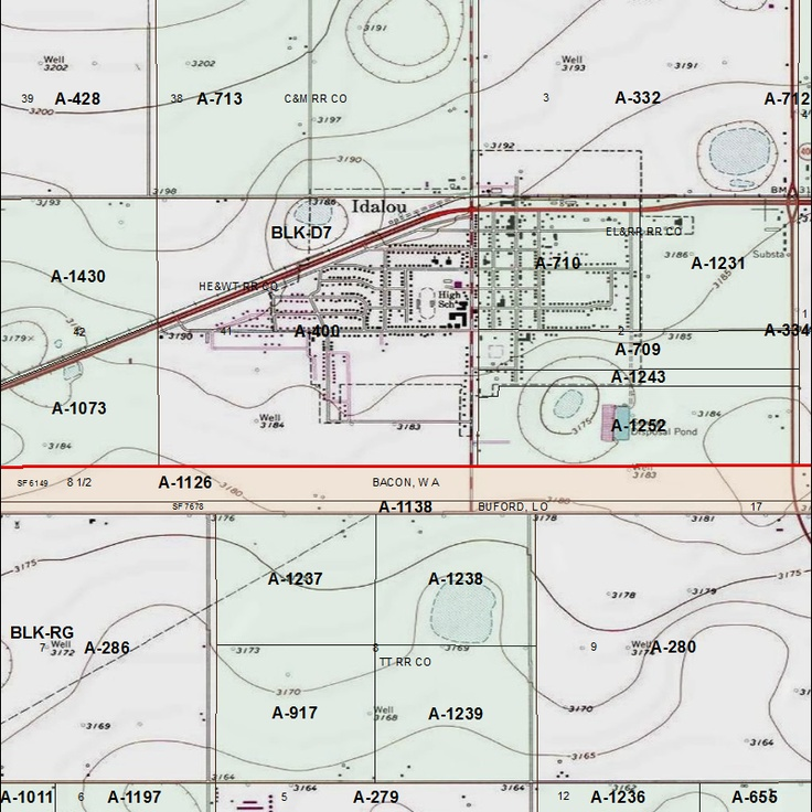 Texas survey 24k Land surveying, Surveying, Grid