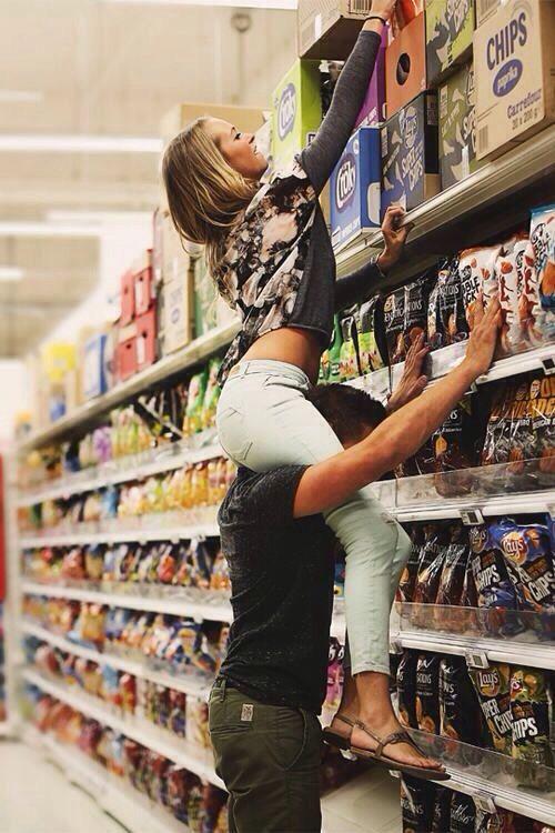 Ya no tendré que estirarme para llegar a las cosas de los supermercados xd