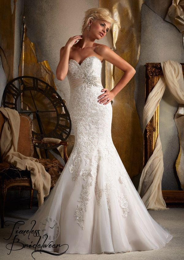 Mori Lee 1903 Size 14 & Under Reduced from €1,600 to ONLY €895!
