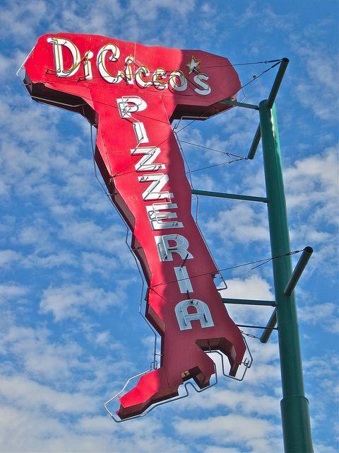 DiCicco's, Fresno, CA by Robby Virus