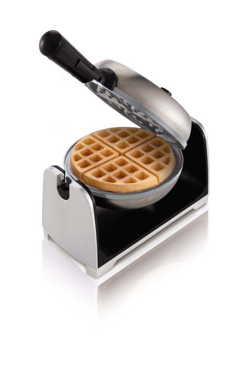 Oster Ckstwfbf22 Eco Duraceramic Flip Waffle Maker Stainless