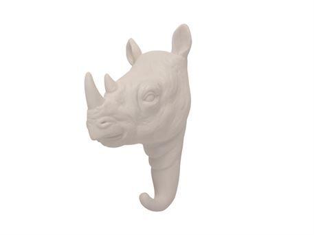 Porcelæns knage - næsehorn - Notre Dame
