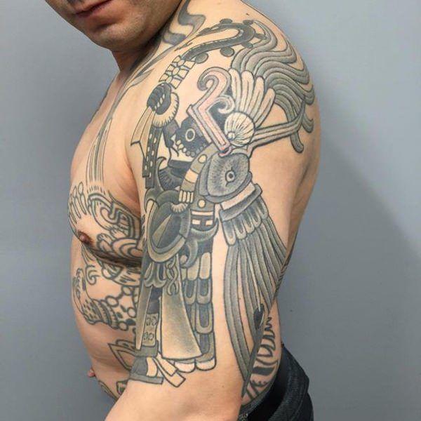 Meilleur 125 Meilleurs Dessins De Tatouage Azteque Pour Les Hommes Club Tatouage Tatouage Azteque Dessin Tatouage Tatouage
