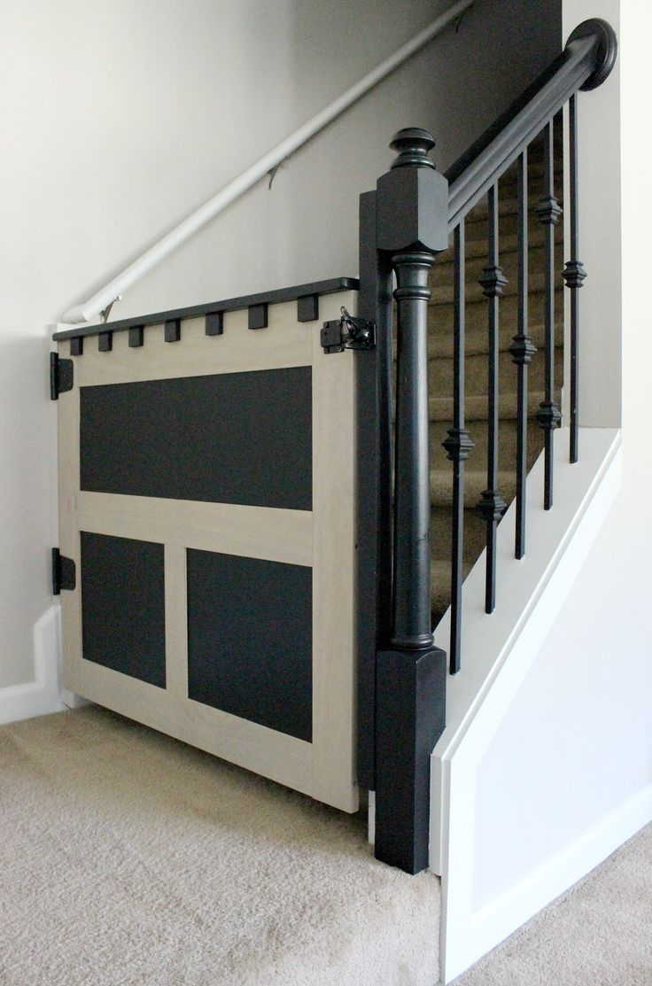 13 Diy Dog Gate Ideas: Best 25+ Diy Baby Gate Ideas On Pinterest