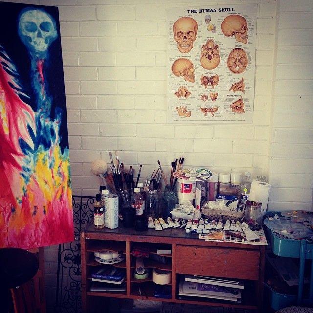art studio / SARAH