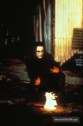 The Crow (1994) Brandon Lee