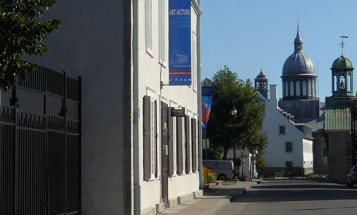 Galerie d'art du Parc/Manoir de Tonnancour - Chemin du Roy
