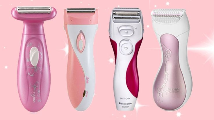 The Best Discounts on Electric Shavers for Women 2017