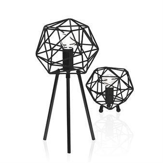 Diamond Tischleuchte - schwarz - Globen Lighting
