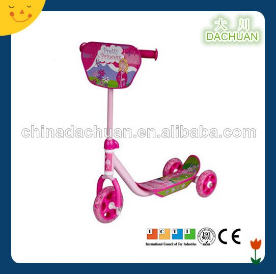 kids' scooter  1.Price :5-7usd   2.New design   3.EN71 approval