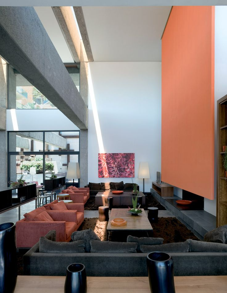 Salobre Resort & Spa Gran Canaria, Spain | hospitality furniure, sofá chair, furniture concept #hospitalityfurniture #furnituresolutions #designer More: http://www.designcontract.eu/furniture/modern-chairs-trendiest-hotel-restaurants/