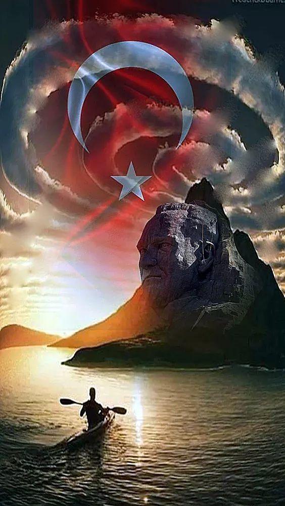 ❤️ Türkiye'm ❤️ Mustafa Kemal Türk Milletinin ❤️ K A L E S İ D İ R ❤️ O bizim Bağımsızlığımızın Timsalidir ️️️️️️️️️️️️