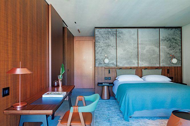 イタリア・コモ湖のほとりに、パトリシア・ウルキオラがデザインしたホテルがオープン。