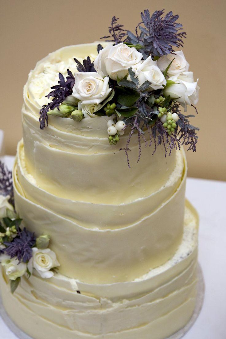 #cake #wedding #whitechocolate Photography by Hanna Hosking, Hang Studio
