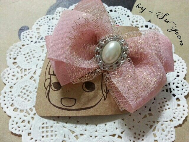 My Ribon pin