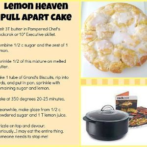 Here are recipes for use with the RockCrok! Brought to you by: Amanda Knudsen Pampered Chef Independent Consultant 717-606-6785 (text messages welcome!) pchefamandak@gmail.com www.pamperedchef.biz/08...