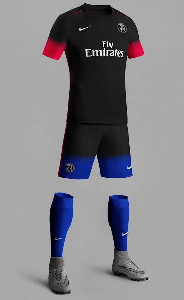 30 Unique Nike 2015-2016 Third Kit Concepts – Free Version | Soccer Shoes, Soccer Cleats, Soccer Jerseys, Soccer Balls
