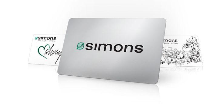 Image result for simons gift card