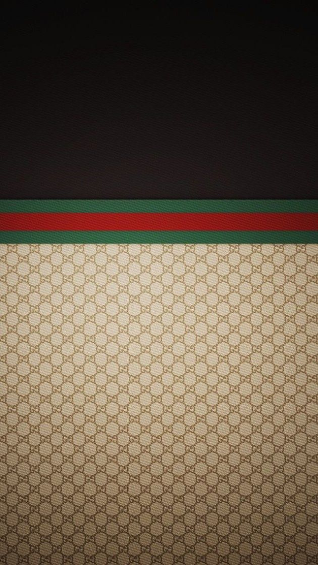White gucci wallpaper iphone