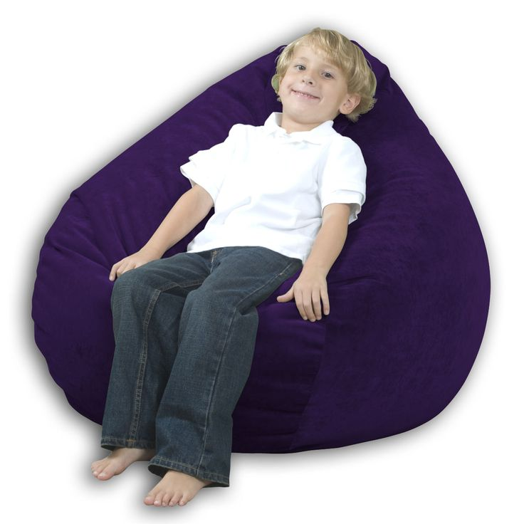 Large Kids Bean Bag Chair Sp