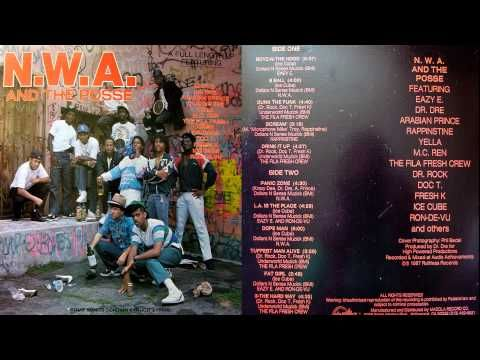N.W.A. AND THE POSSE 1987 (Full Album) [HQ] - YouTube