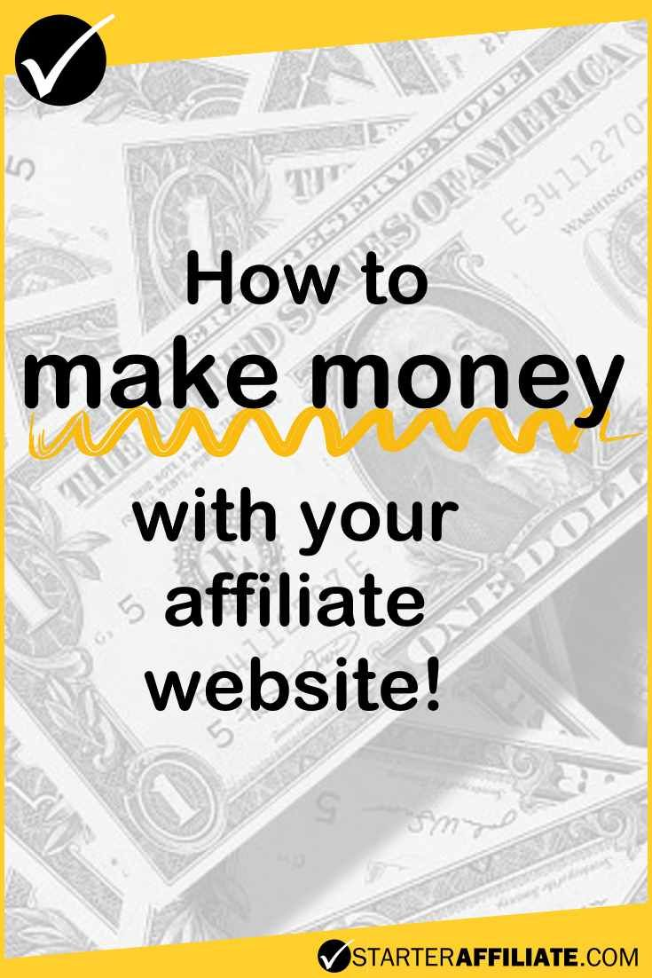 How to make money as an affiliate