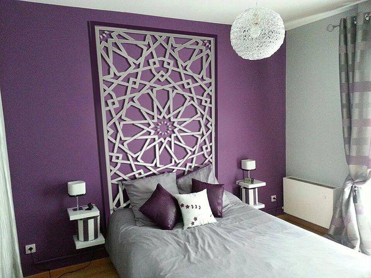 Chambre à coucher orientale                                                                                                                                                                                 Plus