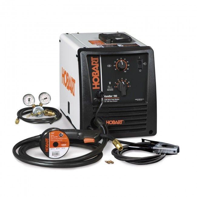Hobart Handler 190 MIG Wire Welder (500554)