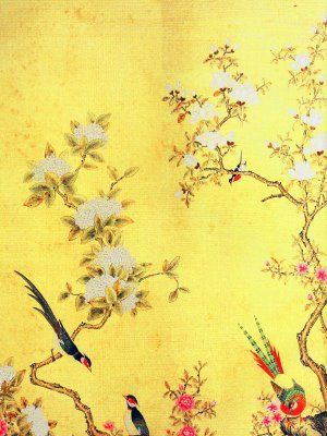 * Chic Provence *: The Stunning Chinoiseries of de Gournay