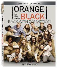 Orange is the New Black: Season 2. Call # BLU F ORA-2