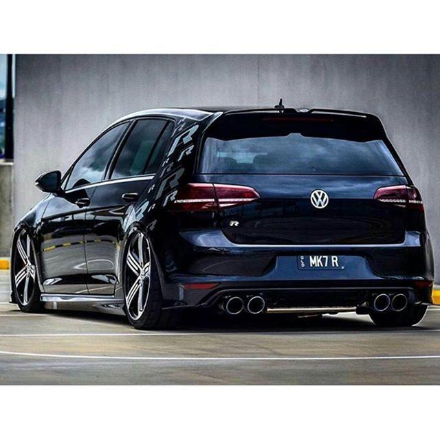VW Golf MK7R
