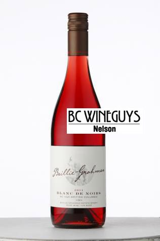 Baille Groham Rose from BC Wine Guys Nelson: A Rose´ that leaves the others with Pinot envy!