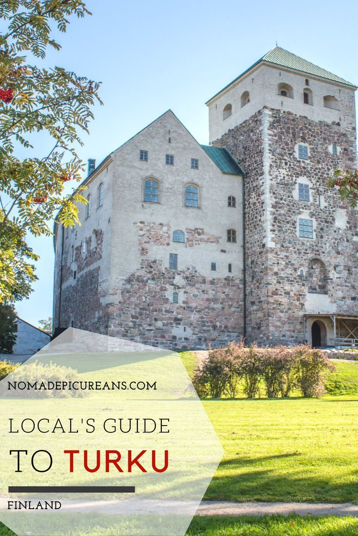 If you want to visit Turku, make sure to bookmark this local's guide! Includes top sights, local's picks, and practical tips!