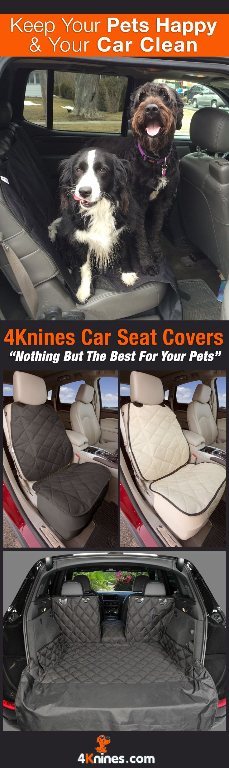 Shop For Durable Pet Car Seat Covers At Our Dog Are Made From Beautiful Material And Keep The Interior Of Your Clean
