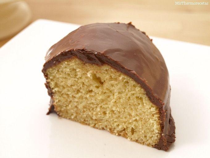 """Bizcocho """"donuts bombón"""" - MisThermorecetas"""