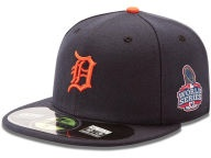 Buy Detroit Tigers New Era MLB 2012 World Series Patch Cap Fitted Hats and other Detroit Tigers products at Lids.com