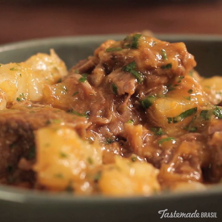Mired Beef recipe
