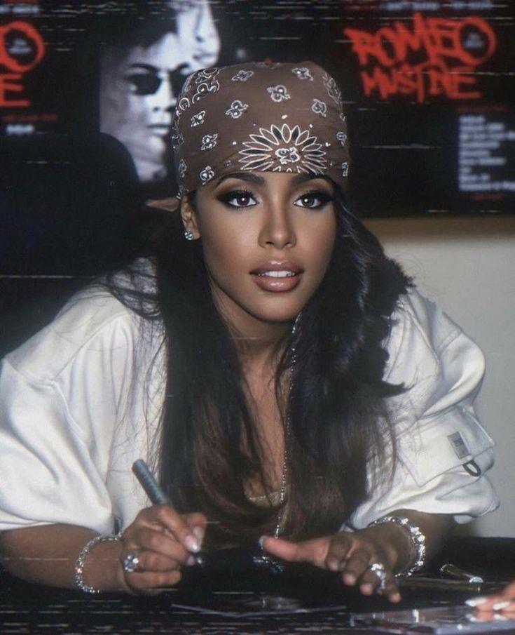 Black 90s Fashion, 2000s Fashion, Hip Hop Fashion, Look Fashion, Looks Black, Pretty Black, Beautiful Black Women, Black Girl Magic, Black Girls