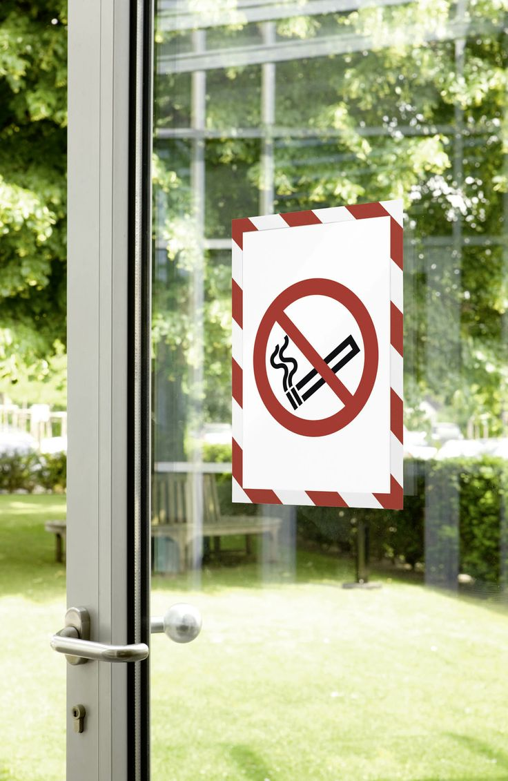 Display signage the easy way with DURAFRAME Security. A self adhesive magnetic frame which allows easy removal and insertion of signage.