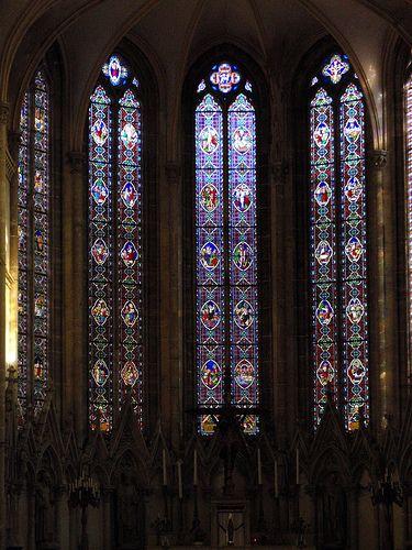 Interieur église de Tôtes,France | par isamiga76
