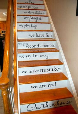 5 ideas para tunear o pintar las escaleras