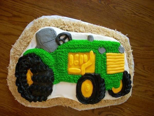 John Deere Cupcakes Cake Pans