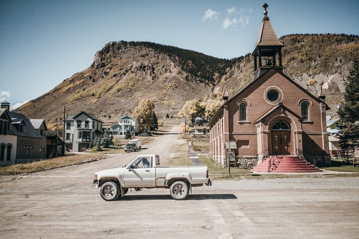 Road trip USA - Silverton, Colorado, 2015