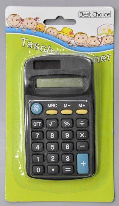 Calculator pt. scoala sau birou. Cu memorie 11,5x6cm. art.-nr: 00580. Lei 9.-