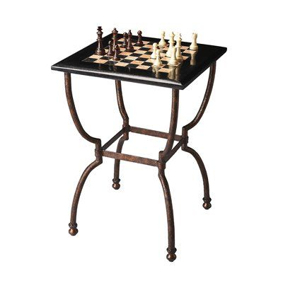 Butler Specialty 6061025 Metalworks Game Table