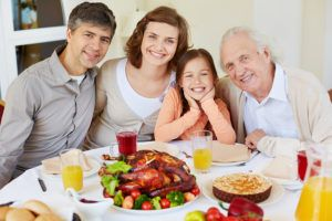 Hosting Thanksgiving is a fun and exciting experience that allows you to welcome the people you love the most into your home and make memories that you can treasure into the future. As a family caregiver this can have even more meaning as you celebrate this holiday while also helping your parent to enjoy the season.