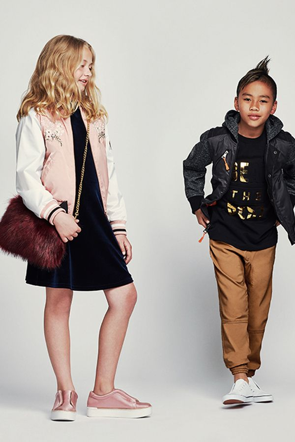 This back to school season is all about sweet styles and cool classics.