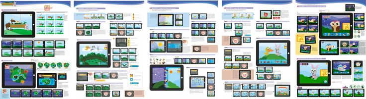 App didactica de ciencias naturales Diseño digital / Diseño II / Catedra Mazzeo