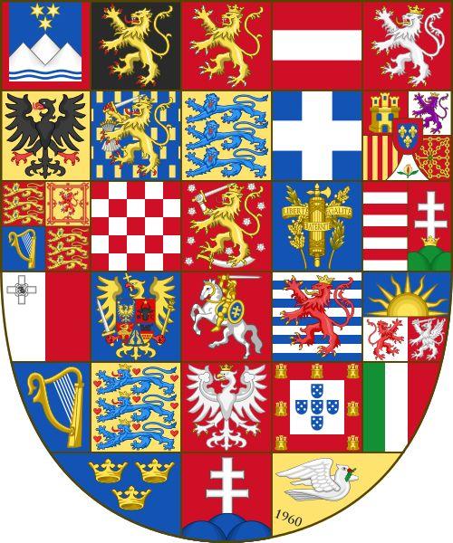 Coat of arms of the European Union - Brasão – Wikipédia, a enciclopédia livre