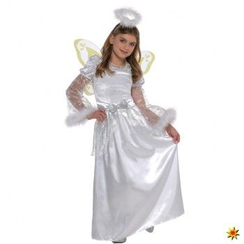 Kinderkostüm Engel Silvana | Fasching Kostüme kaufen